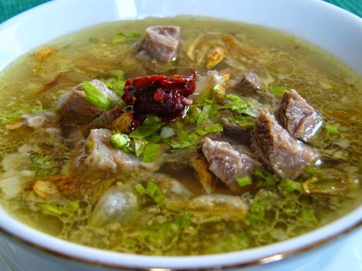 Anda Ingin Membuat Coto Makassar? Begini Resepnya