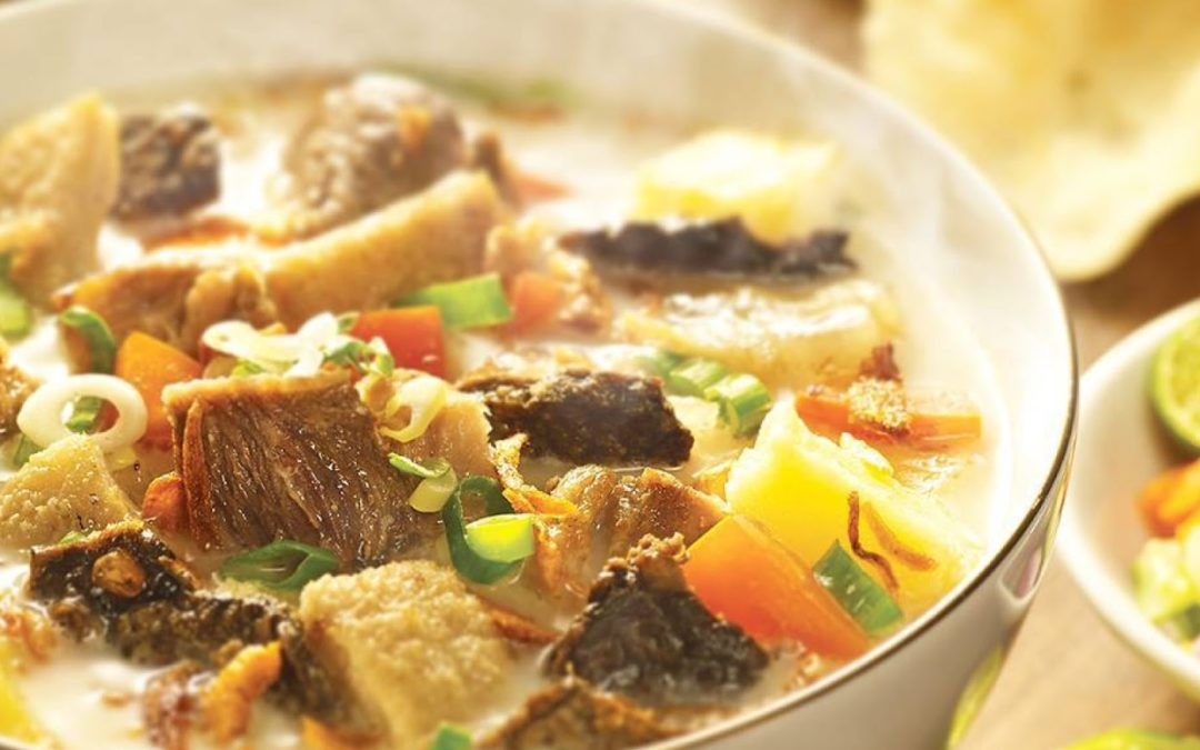 Ini Lho Cara Membuat Soto Betawi Kuliner Lezat Asli Dari Jakarta