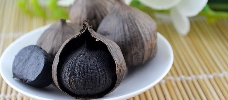 cara buat bawang hitam